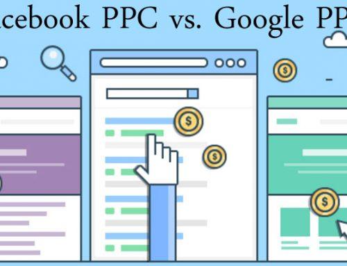 Facebook PPC vs. Google PPC