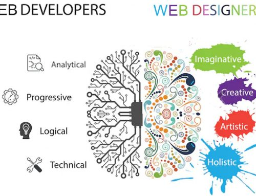 Difference Between Web Designer And Web Developer