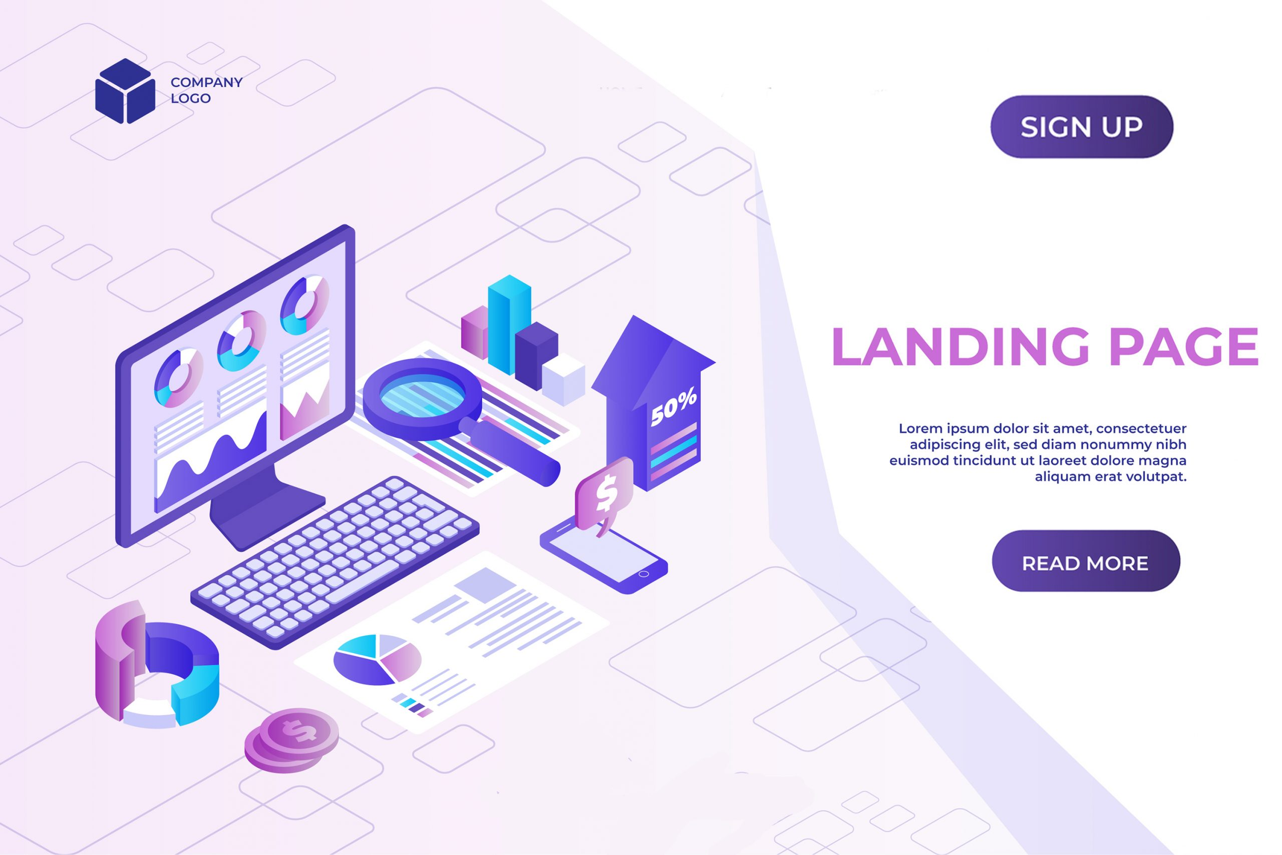 landing page services